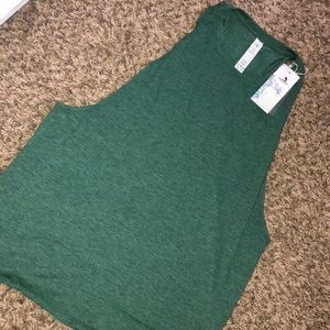 NWT - Icy Zone Green Tank